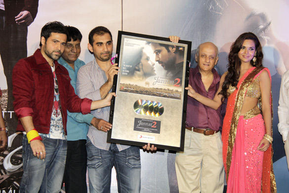 Emraan Hashmi and Esha Gupta Launches the Audio of Jannat 2