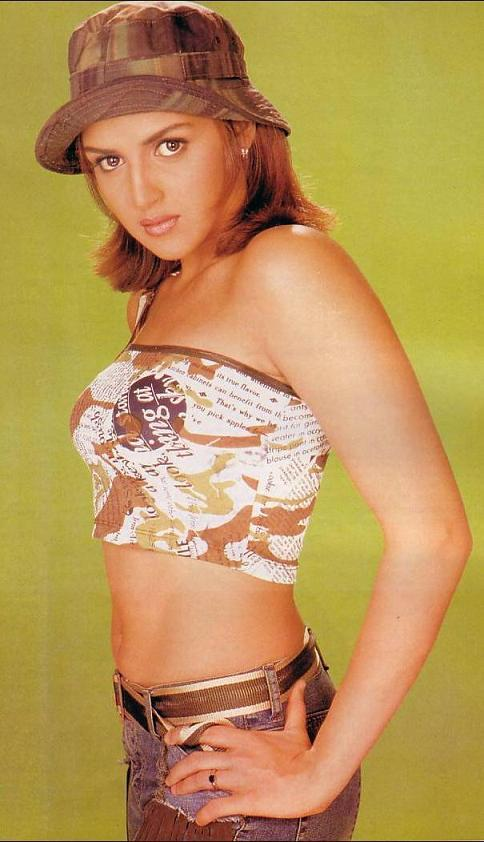 Esha Deol Hot Look and Belly Show Photo Shoot