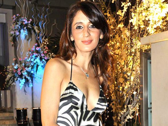 Farah ali Khan at Sunaina Roshan's birthday party