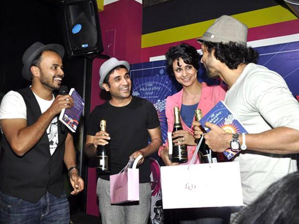 Farhan, Gul and Vir Das unveil Saurabh Pant Book latest photos