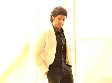 Farhan Akhtar Photoshoot For HT Brunch