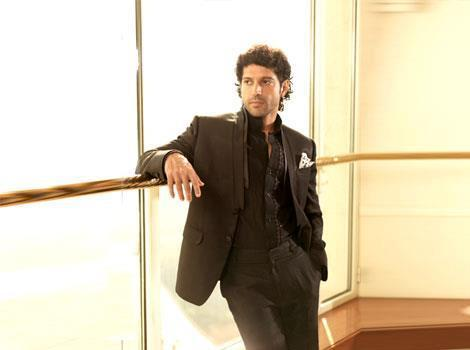 Farhan Akhtar Stylist Pose Photoshoot For HT Brunch