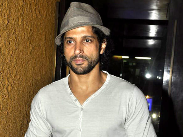 Farhan Akhtar at Launch of 'The Wednesday Soul'