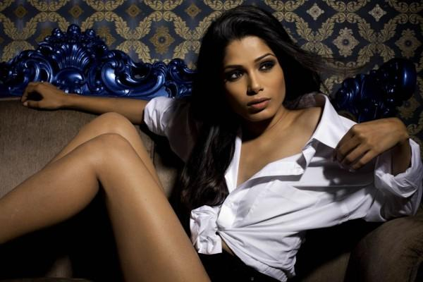 Freida Pinto Hot Photo Shoot