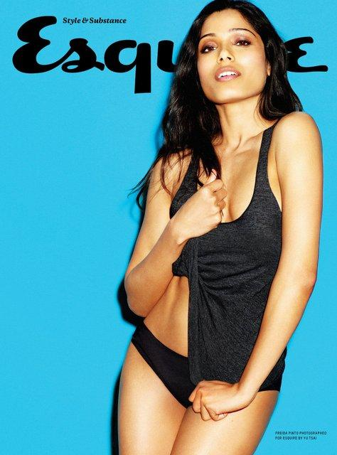 Freida Pinto Hot and sexy Photo shoot