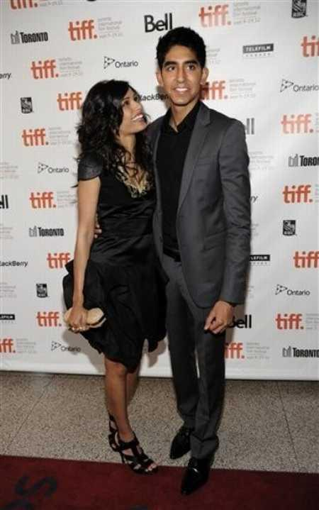 Freida Pinto and Dev Patel Latest Pic