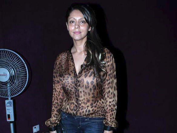 Gauri Khan At Zakir Hussain's Concert Party