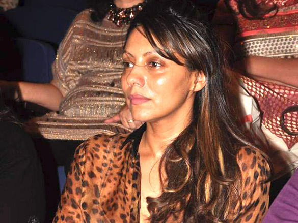 Gauri Khan Watches Zakir Hussain Play
