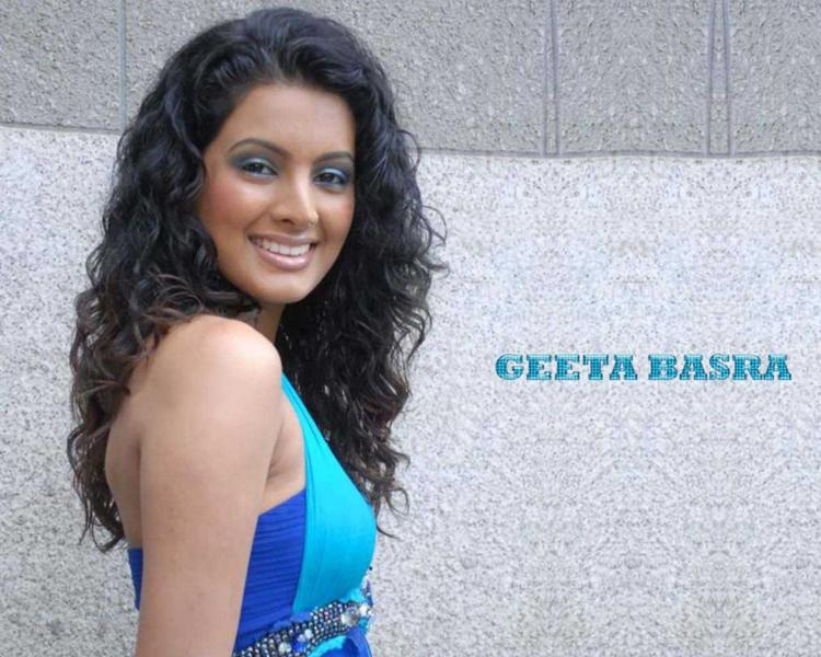 Geeta Basra - Curly Hair But Not Very Fair