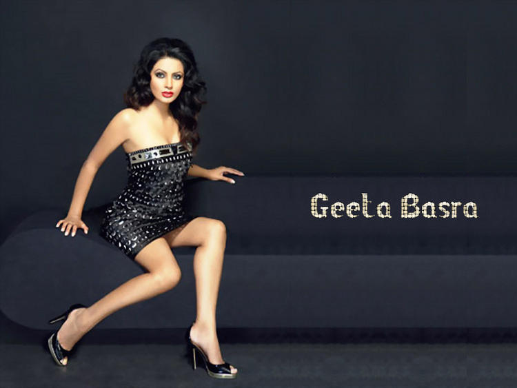 Geeta Basra - What a Babe
