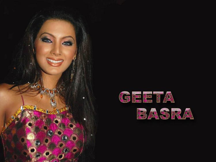 Geeta Basra in Rangoli
