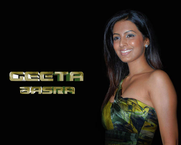 Geeta Basra - A Beautiful Smile
