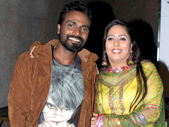Geeta Kapoor,Remo D'Souza at Success Bash of Dance India Dance 100 Episodes