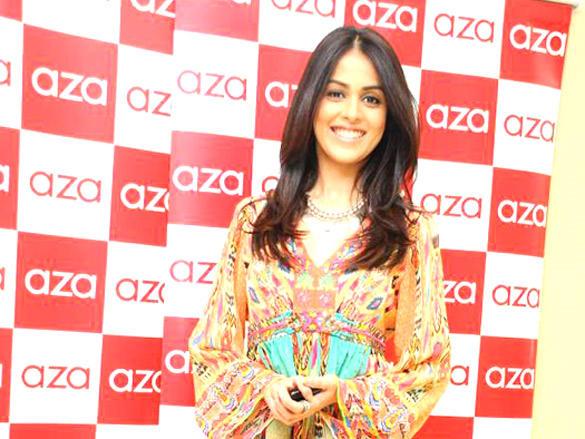 Genelia D'Souza at Neeta Lulla's designs showcase at Aza