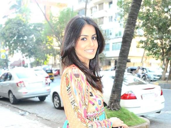 Genelia D'Souza at designs showcase at Aza