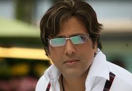 Govinda Latest Hair Style Pic