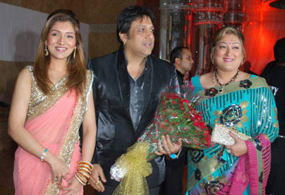 Govinda Latest Photo With Family