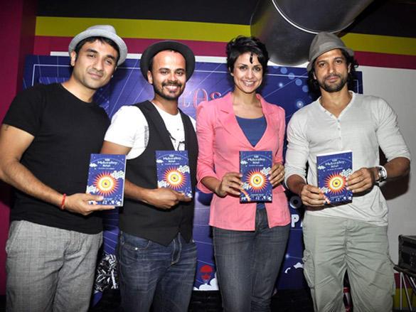 Gul Panag,Vir Das,Farhan Akhtar,Sorabh Pant Launches 'The Wednesday Soul'