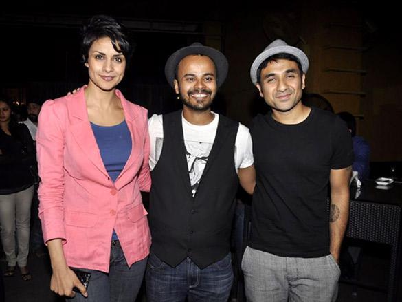 Gul Panag,Vir Das,Sorabh Pant at Launch of 'The Wednesday Soul'