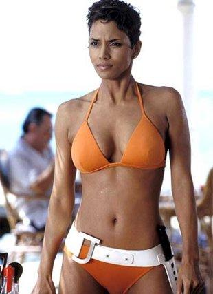 Halle Berry Bikini Dress Still