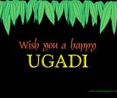 Happy Ugadi 2012 Latest Wallpaper
