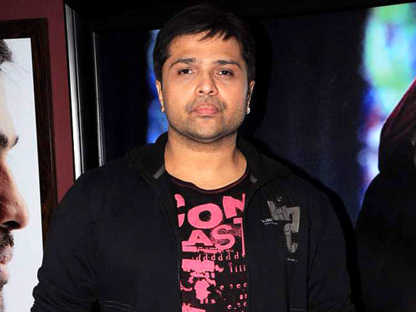 Himesh Reshammiya and Neil Nitin Mukesh Record a Song