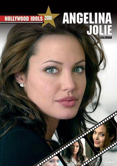Hollywood Actress Angelina Jolie Wallpaper