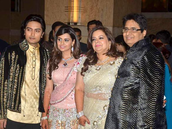 Honey Bhagnani's Sangeet  ceremony