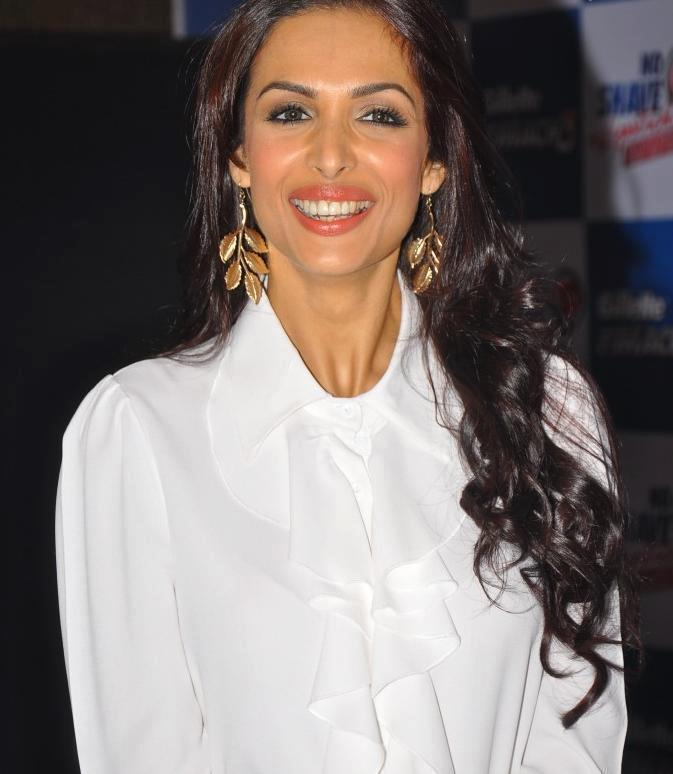 Hot Actress Malaika Arora Khan Gorgeous Smile Pic