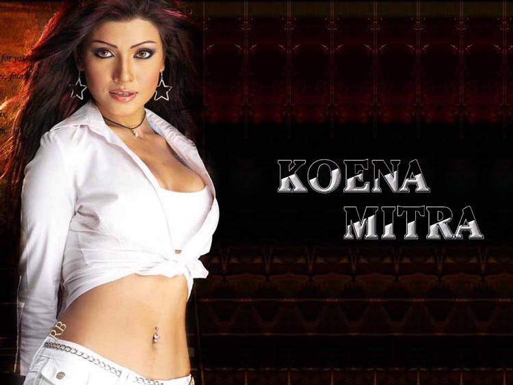 Hot Koena Mitra Latest Wallpaper