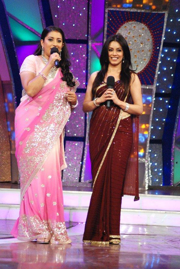Hot Mahima Chaudhary Looks Beautiful In Saree