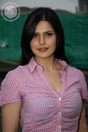 Hot Zarine Khan Beauty Awesome Still