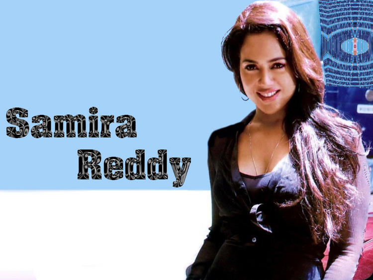 Hot and Sexy Sameera Reddy Images