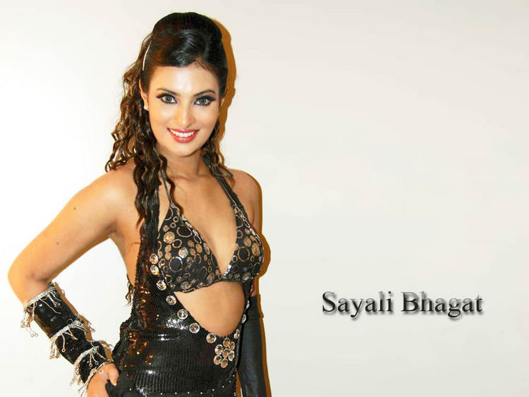 Hot and beautiful Sayali Bhagat
