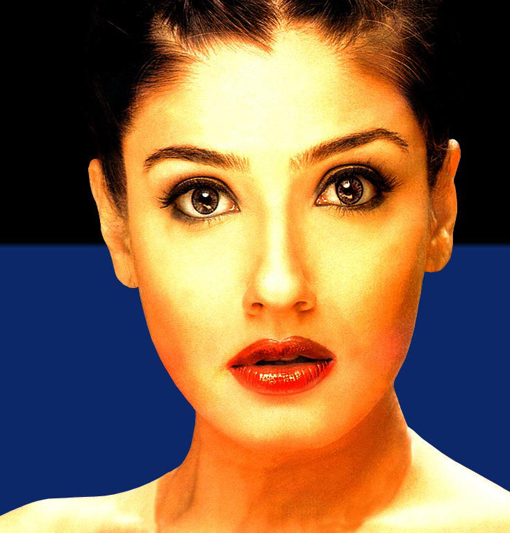 Hottest Raveena Tandon Wallpaper