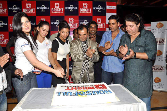 Housefull 2 Screening Hosted By Yogesh Lakhani Of Bright Advertising