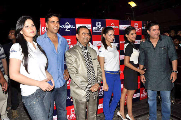 Housefull 2 Screening Hosted By Yogesh Lakhani