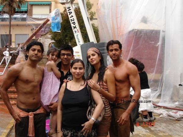 Hrithik Roshan Hot Body In Zindegi Na Milegi Dobara