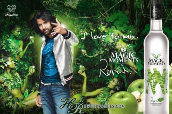 Hrithik Roshan Magic Life Moments