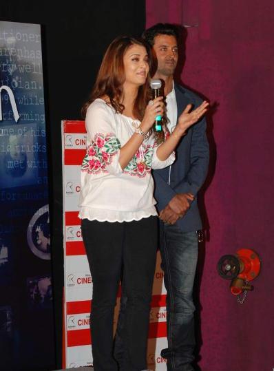 Hrithik Roshan and Aishwarya Rai Still