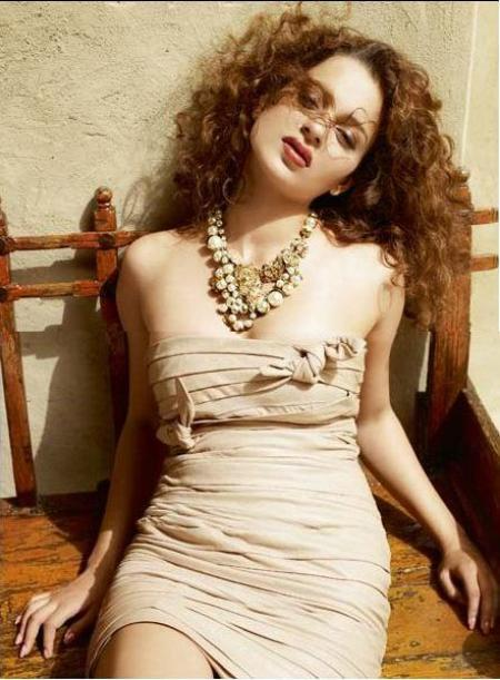 I Love New Year Movie Kangana Ranuat Sexy Still
