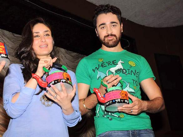 Imran, Kareena at National College's Cutting Chai  Festival