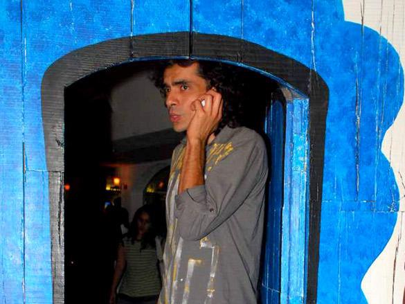 Imtiaz Ali at Bosco Caesar Party