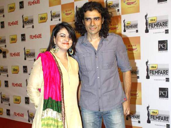Imtiaz Ali at the 57th Idea Filmfare Awards