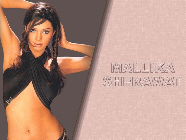 Item Girl Mallika Sherawat Wallpaper