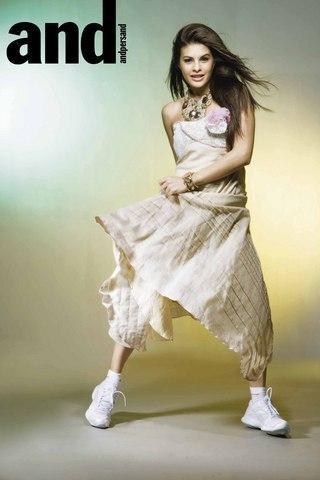 Jacqueline Fernandez Andpersand Magazine