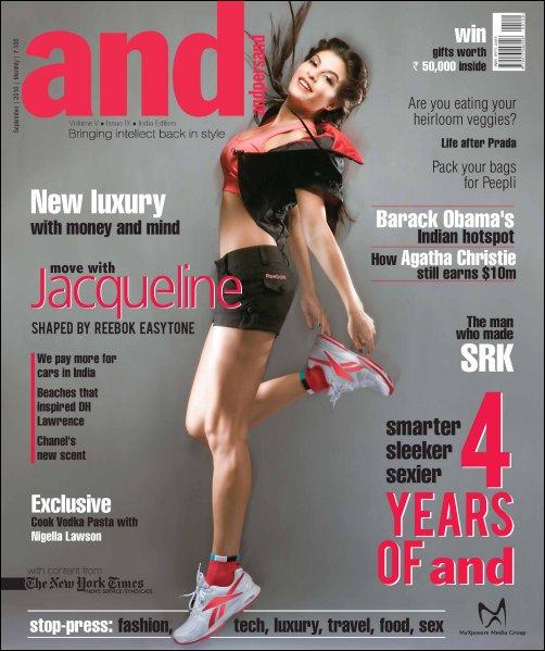 Jacqueline Fernandez Andpersand Magazine Still