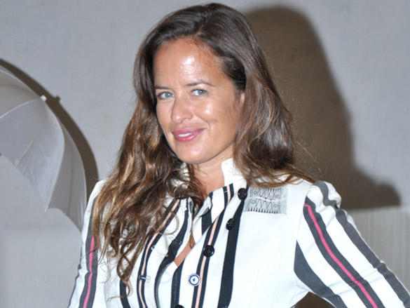 Jade Jagger at launch of latest jewellery collection