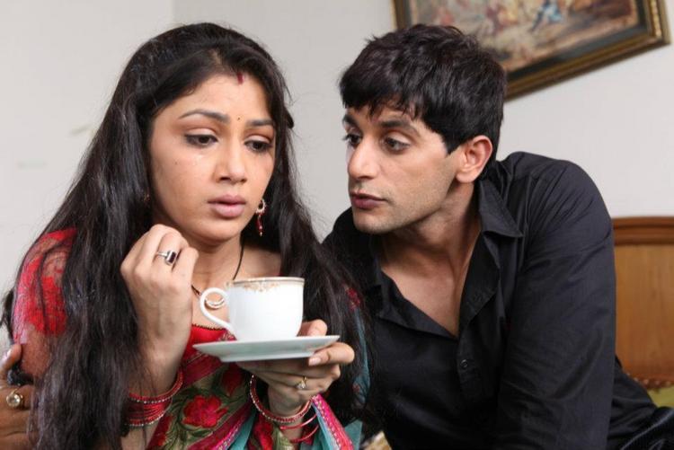 Jahnvi and Viraj from Dil Se Di Dua...Saubhagyavati Bhava on Life OK