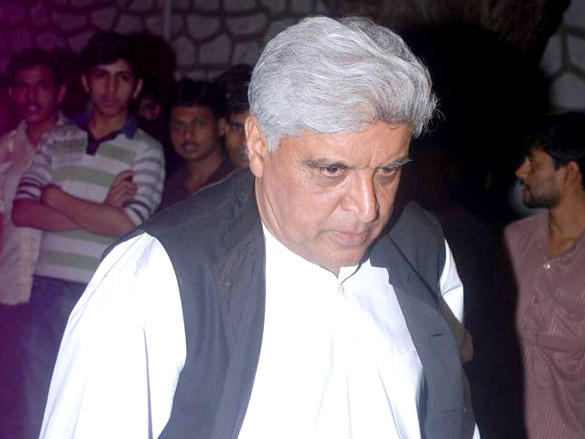 Javed Akhtar Pays Tribute To Mona Kapoor